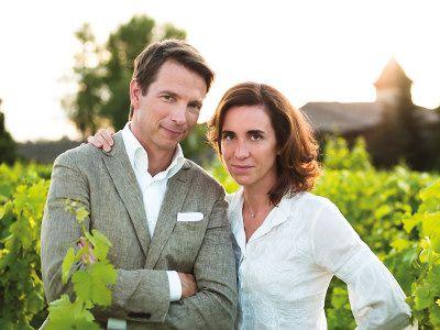 Mathilde und Bertrand Thomas