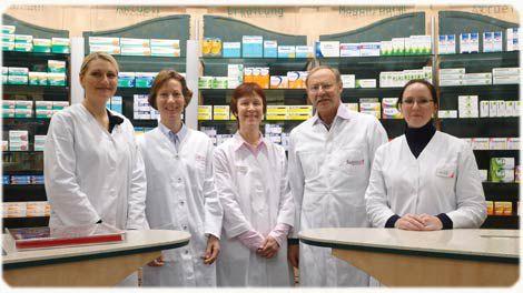 Team Rathaus-Apotheke Norderstedt