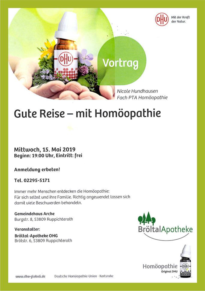 Aktion Homöopathie