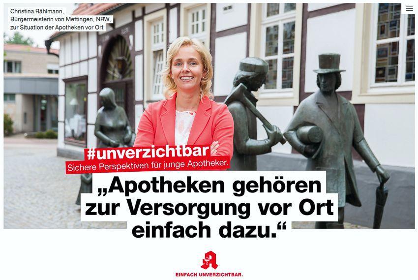 Aktion #unverzichtbar