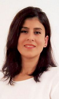 Frau Nafli Odaci