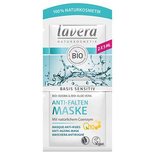LAVERA basis sensitiv Anti-Falten Maske
